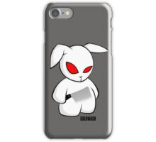 STUFFED TOY iPhone Case/Skin