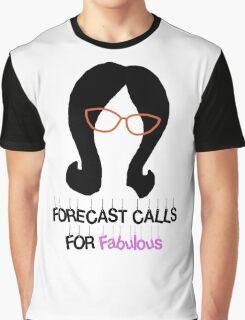 Linda Belcher- Bobs Burgers Graphic T-Shirt