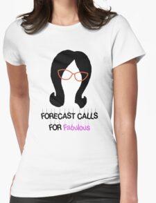 Linda Belcher- Bobs Burgers Womens Fitted T-Shirt
