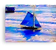 Astral Voyage  Canvas Print