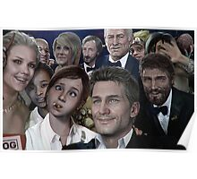 ND selfie Poster