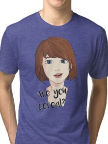 Max Caulfield Tri-blend T-Shirt