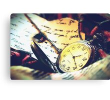 Like Clockwork  Canvas Print