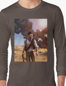 Nathan Long Sleeve T-Shirt