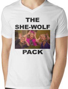 Fuller House  She-wolf Pack Mens V-Neck T-Shirt