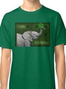 Love the Green Classic T-Shirt