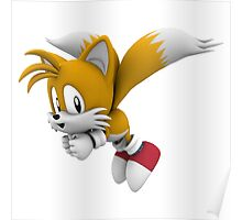 Classic tails Poster