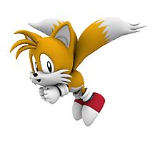 Classic tails Photographic Print