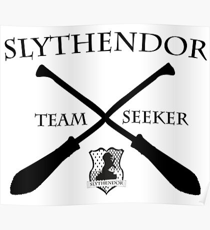 Slythendor Team Seeker Poster