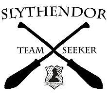 Slythendor Team Seeker Photographic Print