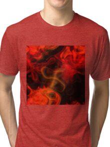 Smoky 01 Tri-blend T-Shirt