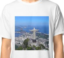 CHRIST ON CORCOVADO Classic T-Shirt