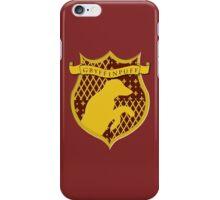 Gryffinpuff iPhone Case/Skin