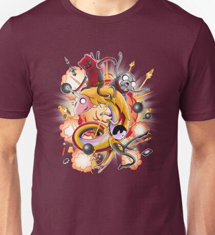 Mercenary Time Unisex T-Shirt