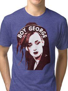 Boy George T-Shirt  Tri-blend T-Shirt