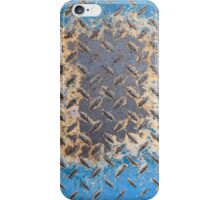 Colorful Rusty Metal Texture iPhone Case/Skin