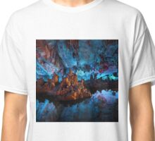 REED FLUTE CAVES 1 Classic T-Shirt