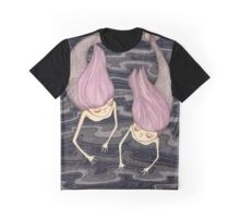 Mermaids Graphic T-Shirt