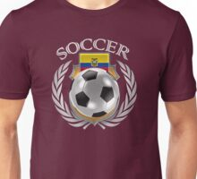 Ecuador Soccer 2016 Fan Gear Unisex T-Shirt