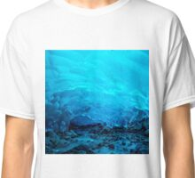 MENDENHALL ICE CAVES 3 Classic T-Shirt