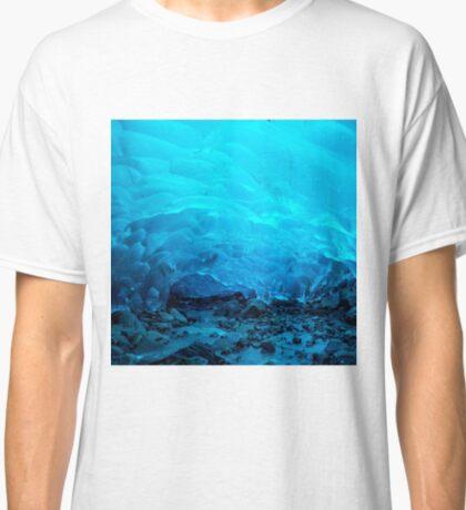 MENDENHALL ICE CAVES 3 Classic T-Shirt