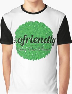 Eco friendly Graphic T-Shirt