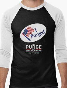The Purge Election Year I Purged Men's Baseball ¾ T-Shirt