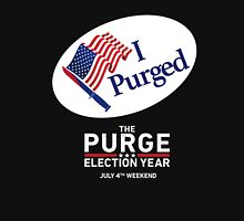The Purge Election Year I Purged Unisex T-Shirt