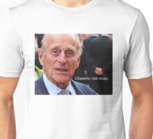 cheerio old chap Unisex T-Shirt