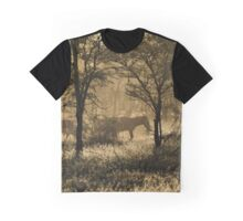 """Golden Pass By II"" Graphic T-Shirt"