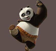 Kungfu Panda - Flying Kick Unisex T-Shirt