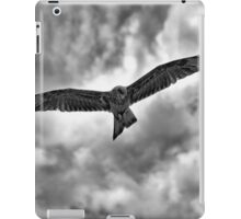 """On the Hunt"" (B&W) iPad Case/Skin"