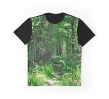 """""""Through the Forest"""" Graphic T-Shirt"""