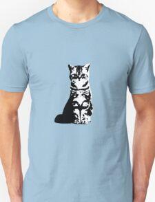 Kitty Cat (White) T-Shirt