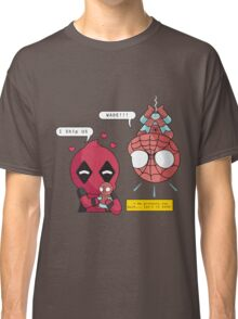 Superhero Ship Classic T-Shirt