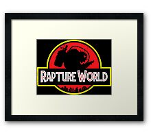 rapture world Framed Print