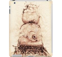 TIME SEES EVERYTHING iPad Case/Skin