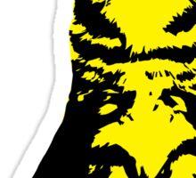 Kitty Cat (Yellow) Sticker