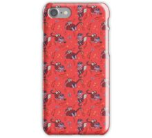 Teostra Repeating Pattern iPhone Case/Skin