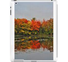Autumn Portrait iPad Case/Skin