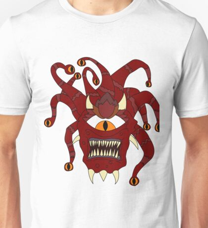 THE BEHOLDER- DUNGEONS AND DRAGONS Unisex T-Shirt