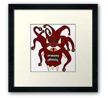 THE BEHOLDER- DUNGEONS AND DRAGONS Framed Print