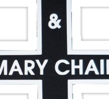 The Jesus & May Chain Sticker