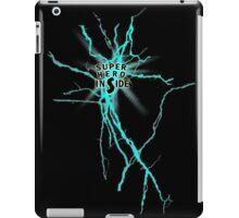 Super Hero Inside iPad Case/Skin