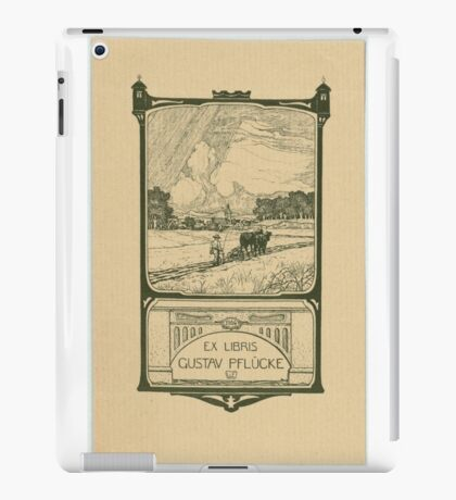 Ehringhausen, Willy - a Gustav Pflucke,  iPad Case/Skin