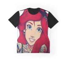 Mermaid tattoo Graphic T-Shirt