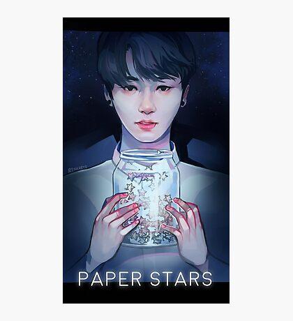 Paper Stars Photographic Print