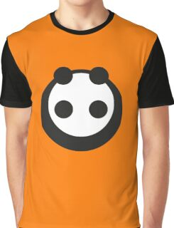 A most minimalist Panda Graphic T-Shirt