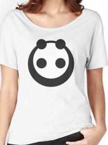 A most minimalist Panda Women's Relaxed Fit T-Shirt