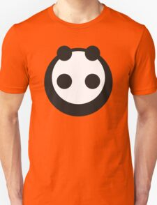 A most minimalist Panda Unisex T-Shirt
